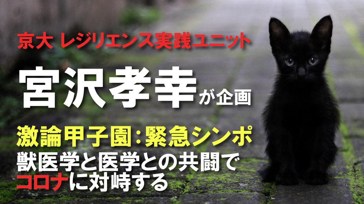 宮沢孝幸の激論甲子園!コロナを知りたいなら本物の専門家から学べ!